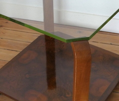 Pedestal table by Maurice Allet