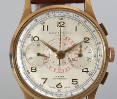 Chronographe or