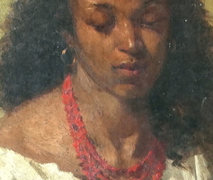 Rudhardt « Portrait of an Egyptian »