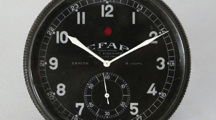 Zenith - 8 days clock for planes