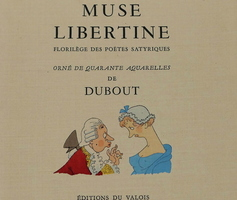La Muse Libertine - Illustré par Dubout