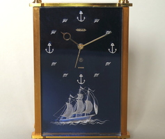 """Marina"" table clock"
