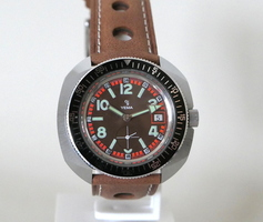 XL divers watch - NOS