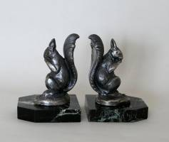 Art-Deco bookends -  Maurice Frecourt