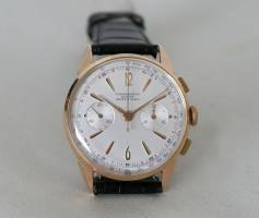Chronographe Suisse - Serviced - Guarantee