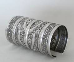 Silver anklet - Tunisia